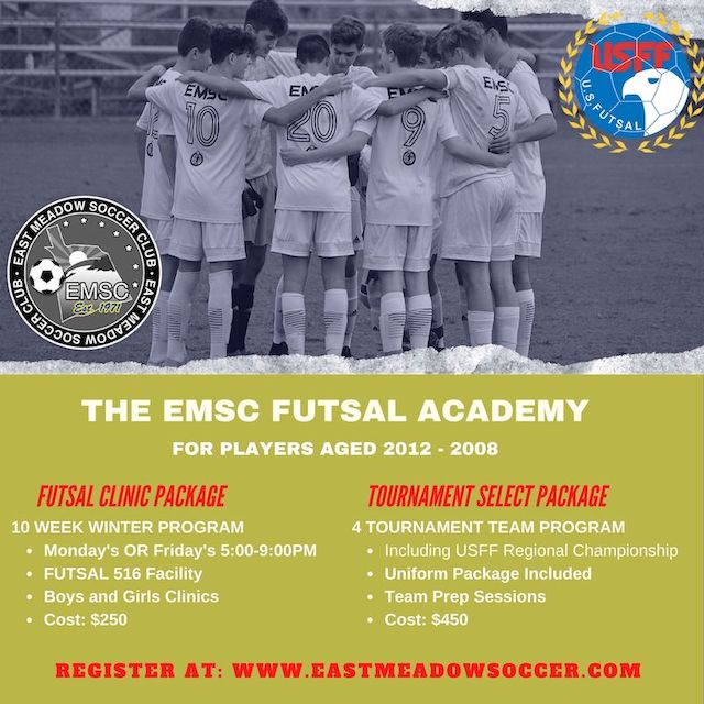 EMSC Launches it's very own Futsal Academy
