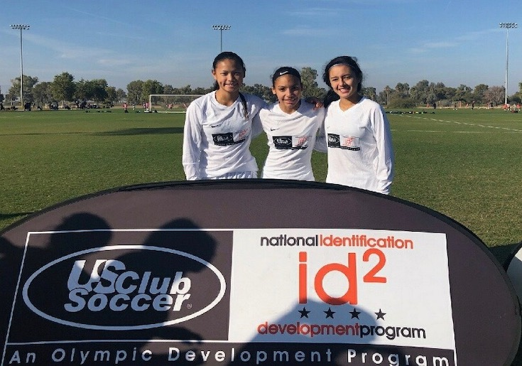 EMSC Players invited to US Club Soccer id2 Event